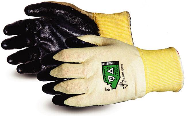 Superiorglove Snowforce Leather Freezer Glv