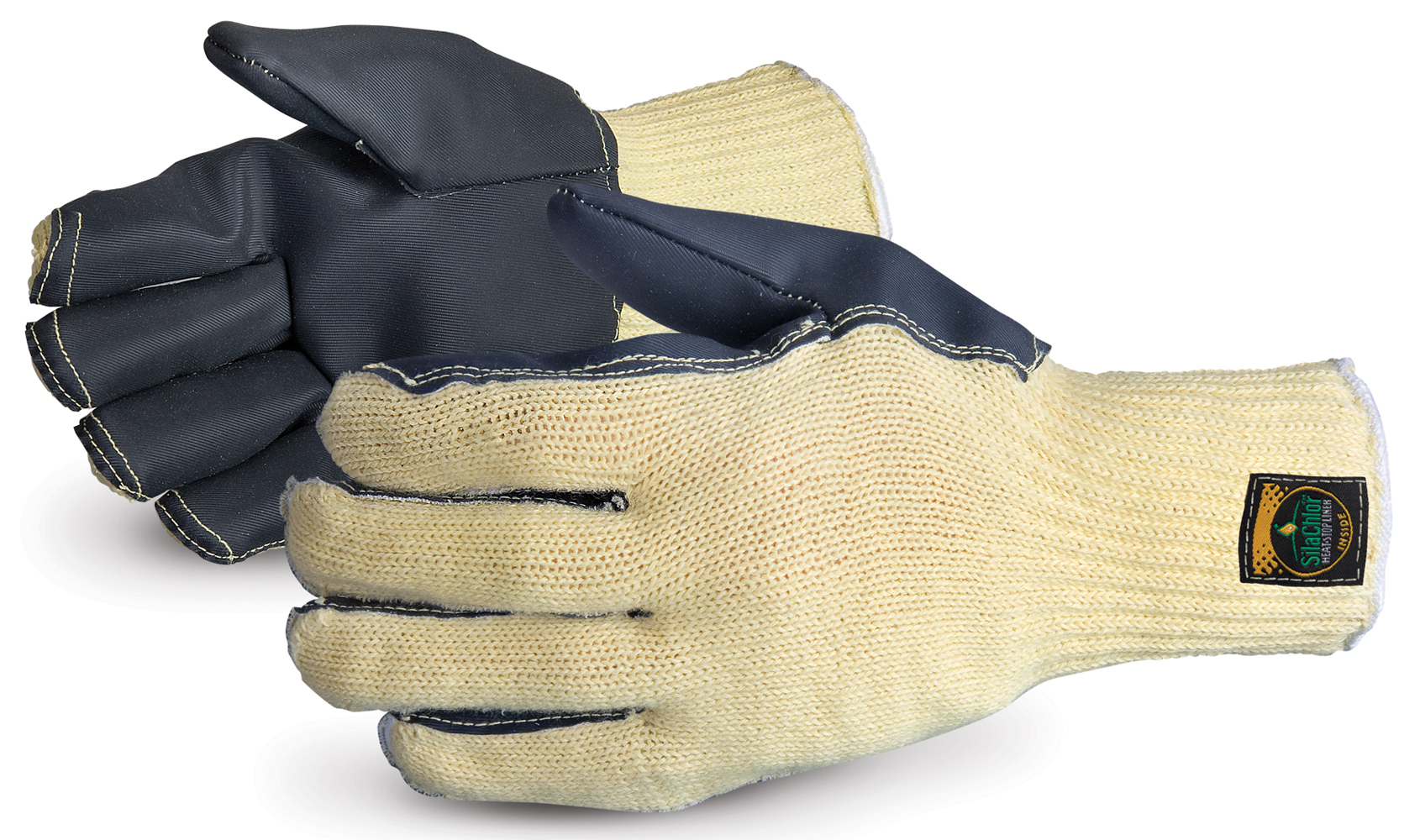 COOL GRIP HEAT-RESISTANT STRING-KNIT GLOVE - SUSKSCTB