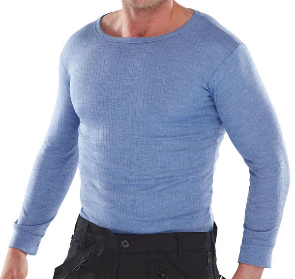 LONG SLEEVE THERMAL VEST - THVLS